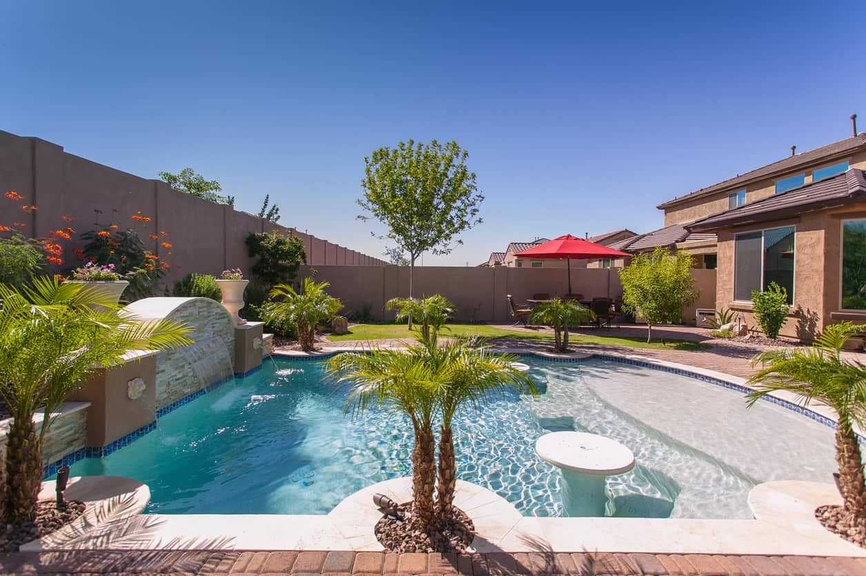 Scottsdale extreme pools