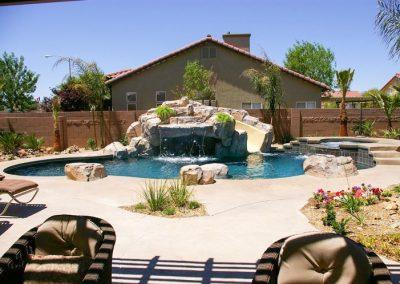 Scottsdale grotto swimming pool