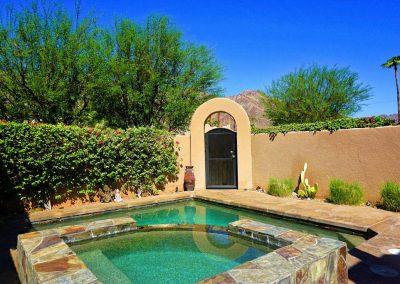 Scottsdale outdoor pools